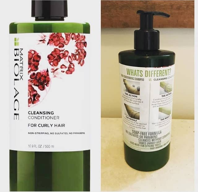 Matrix Biolage, Cleansing Conditioner for Curly Hair