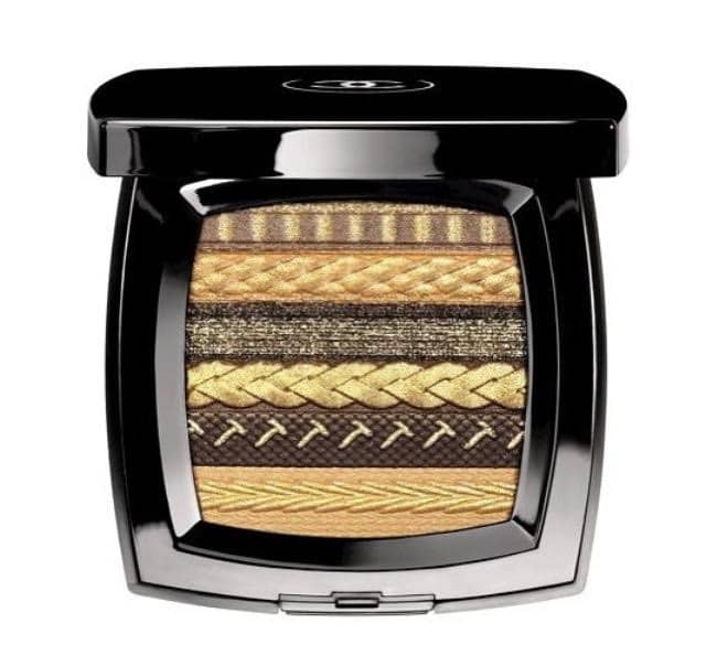 On our Radar: Chanel just launched its limited edition gold palette