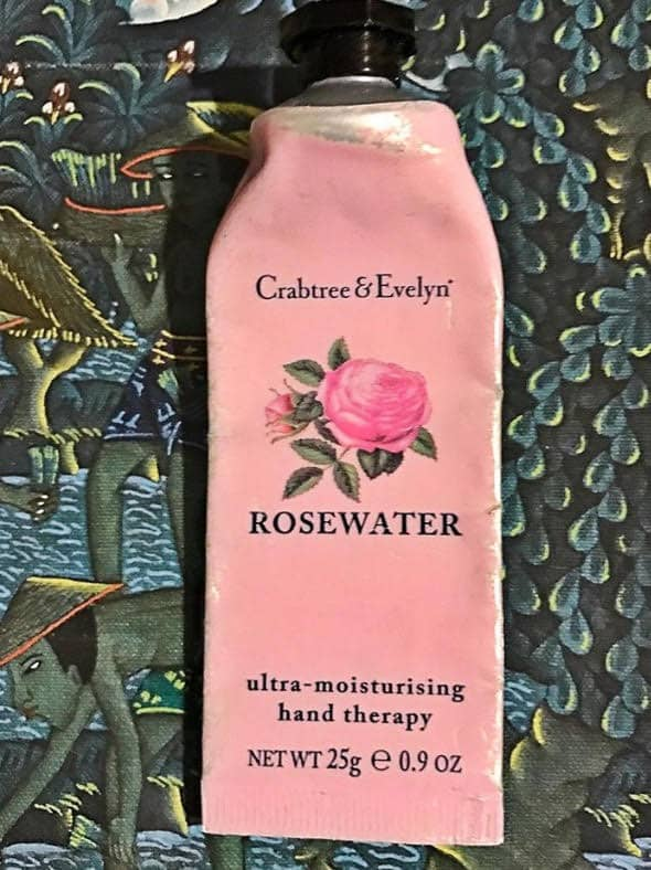 Crabtree & Evelyn, Rosewater Hand Therapy