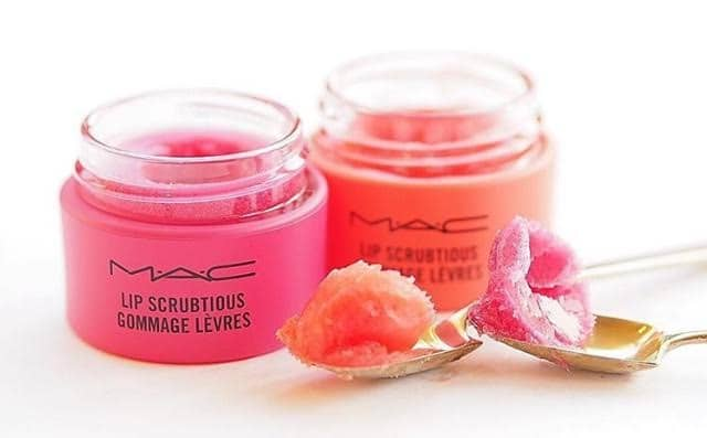 On Our Radar: MAC Scrubtious sugar-based exfoliator will be launched this February.