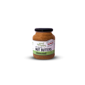 Almond Butter • Be Good Today • Source Beauty Egypt