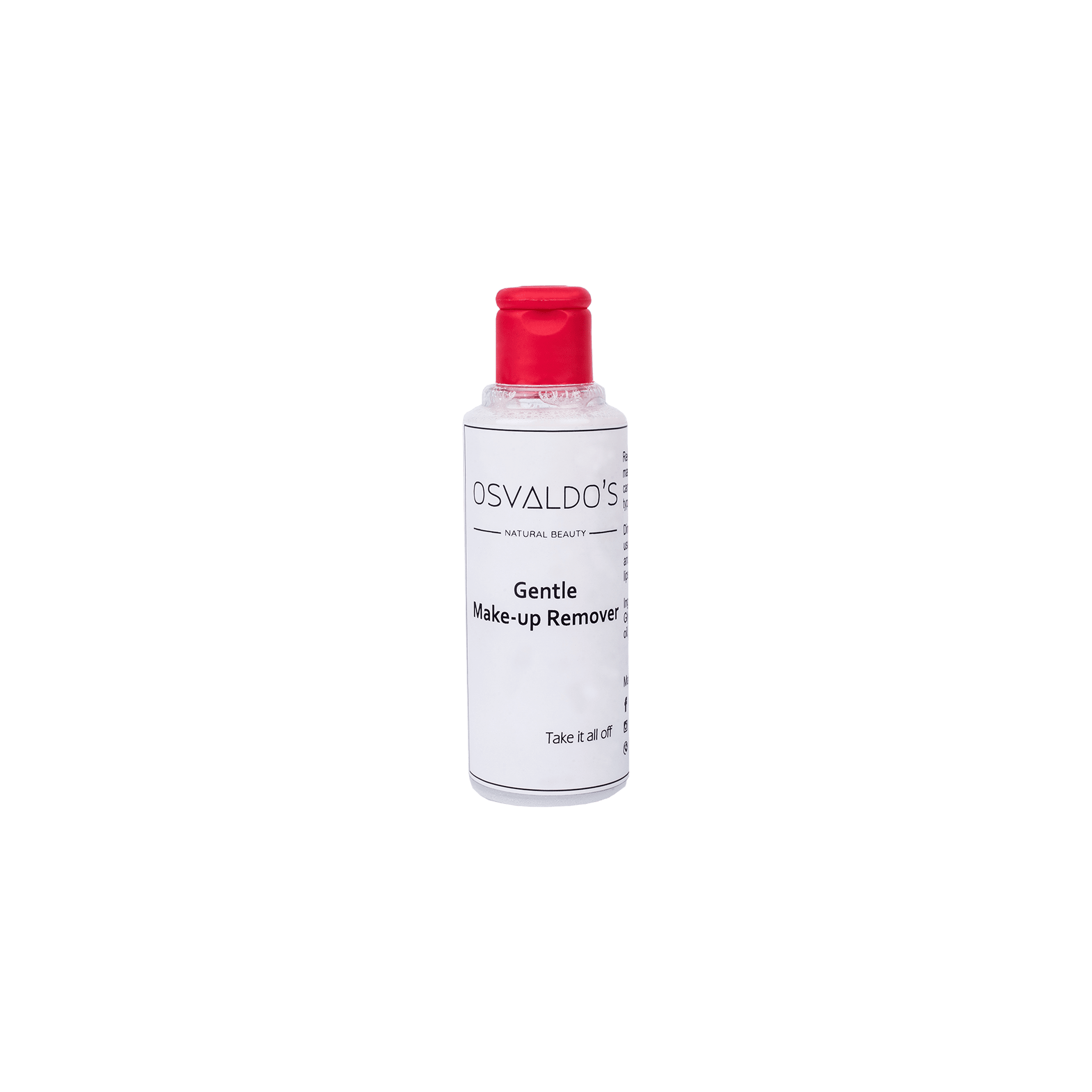 Gentle Make-up Remover •Makeup Removers • Source Beauty Egypt