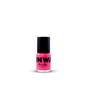 Pink Taffy, Breathe Nail Lacquer