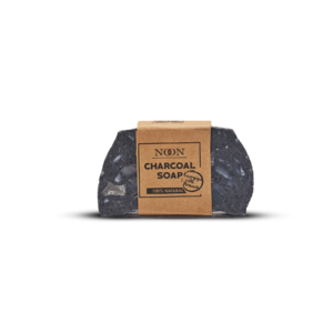 NOON Charcoal Soap • Skincare • Source Beauty Egypt