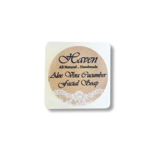 Aloe Vera Cucumber Facial soap • Skincare • Source Beauty Egypt