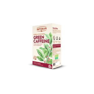 Green Caffeine • Herbal Teas • Source Beauty Egypt