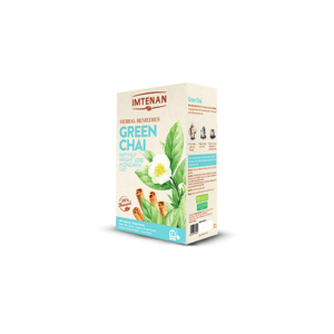 Imtenan Green Chai • Herbal Teas • Source Beauty Egypt