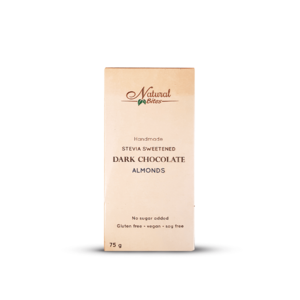 Almond Dark Chocolate • Healthy Living • Source Beauty Egypt