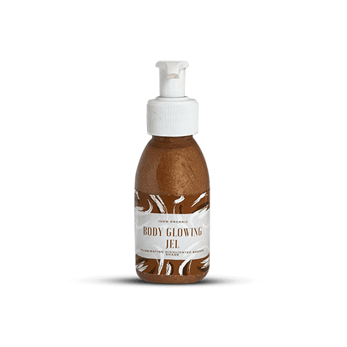 Sun Kissed Glowing Body Gel • Go Natural • Source Beauty Egypt