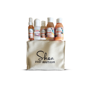 Bubble Gum Travel Kit • Shea Boutique • Source Beauty Egypt