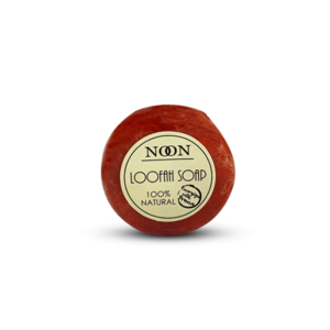 Mixed Berries Loofah Soap • NOON • Source Beauty Egypt