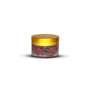 Cherry Lip Scrub • Naturere • Source Beauty Egypt