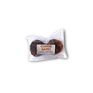 Coffee Date Energy Balls (Pack of 2) • Be Good Today • Source Beauty Egypt