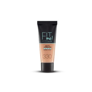 Fit Me Matte & Poreless Foundation - 330 Toffee • Source Beauty Egypt