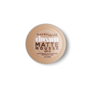 Dream Matte Mousse Foundation SPF 15 - Cameo • Source Beauty Egypt