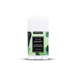 Forest Fresh Natural Charcoal Deodorant • Joviality • Source Beauty Egypt