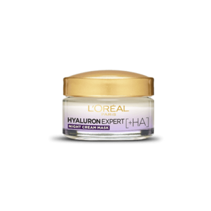 Hyaluron Expert Moisturising Night Cream • L'Oreal Paris • Source Beauty Egypt