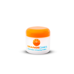 Dual Action Whitening Cream • Orange Daily • Source Beauty Egypt