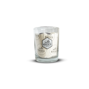 Healing Flames Vanilla Scented Candle • Norshek • Source Beauty Egypt