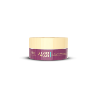 Gold Argan Hair Mask • Eva Cosmetics • Source Beauty Egypt